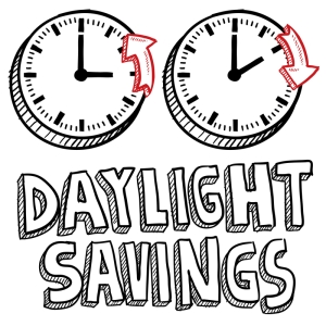 managing daylight savings with children and babies